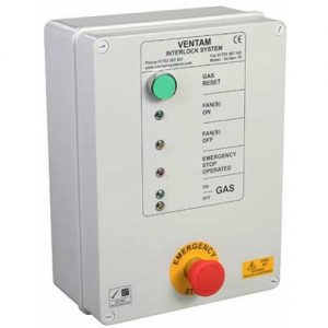 Ventam Systems 75 Gas Safety Interlock System