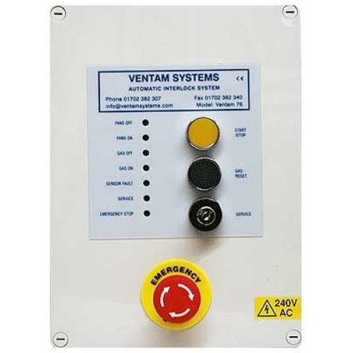 Ventam Systems 76 Automatic Interlock System