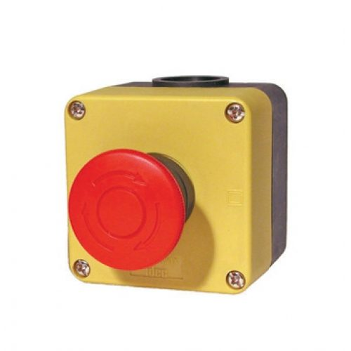 Ventam Systems Additional Emergency Stop Button