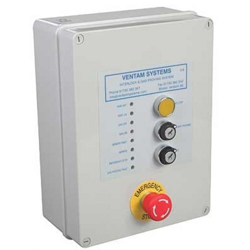 Ventam Systems 86 Automatic Interlock & Gas Proving System